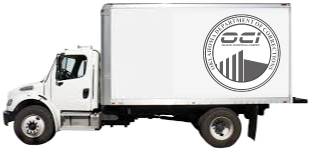 OCI Moving Van