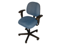Picture of CLEARANCE: Meridian Task Chair No Arms Paradise Onyx