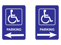 Picture of Parking w/Arrows