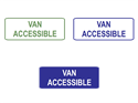 Picture of Van Accessible-Text