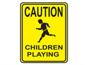 Picture of Caution Children Playing