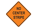 Picture of No Center Stripe-Text