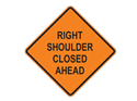 Picture of Right Shoulder Closed Ahead