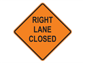 Picture of Right Lane Closed