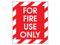 Picture of For Fire Use Only