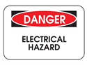 Picture of Danger Electrical Hazard