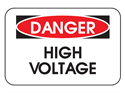 Picture of Danger High Voltage