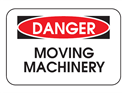 Picture of Danger Moving Machinery