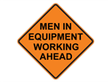 Picture of Men In Equipment Working Ahead