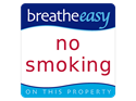 Picture of BREATHEEASY NO SMOKING ON THIS PROPERTY