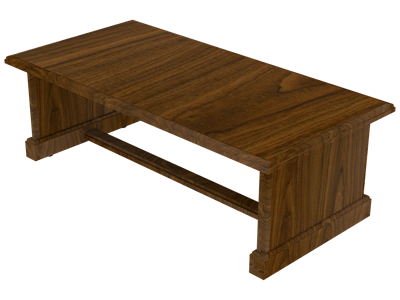 Picture of Heritage Coffee Table