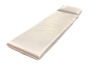 Picture of Clear Polyfiber Mattress w/Pillow